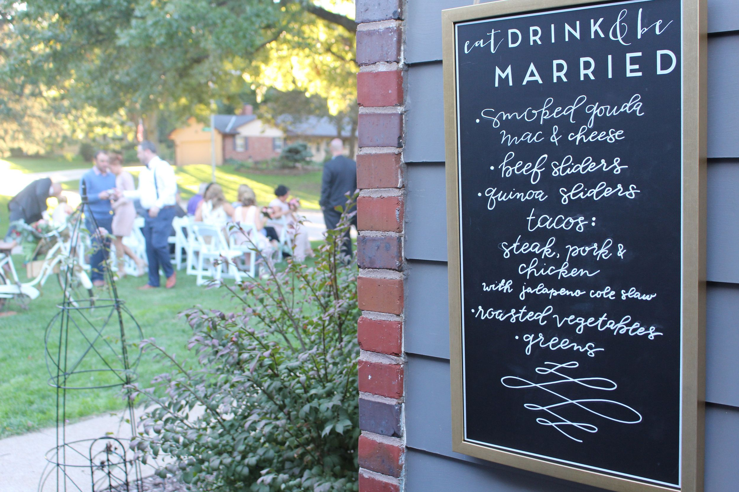 lauren bobby u0027s vintage backyard wedding wedding design