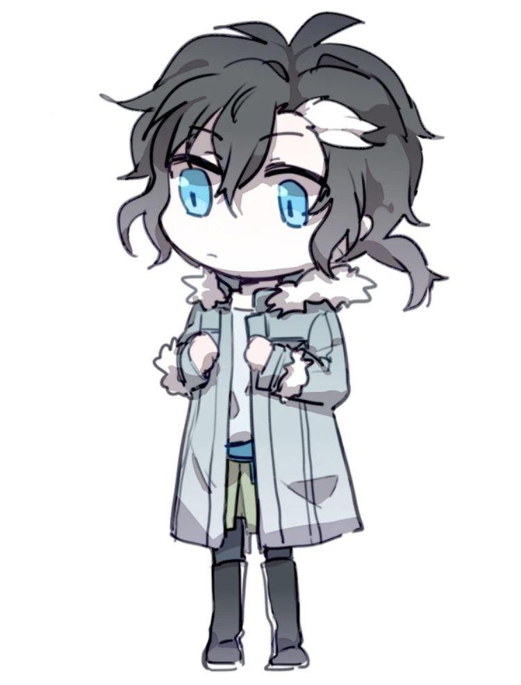 Sirius The Jaeger Anime Fandom Sirius Anime Chibi