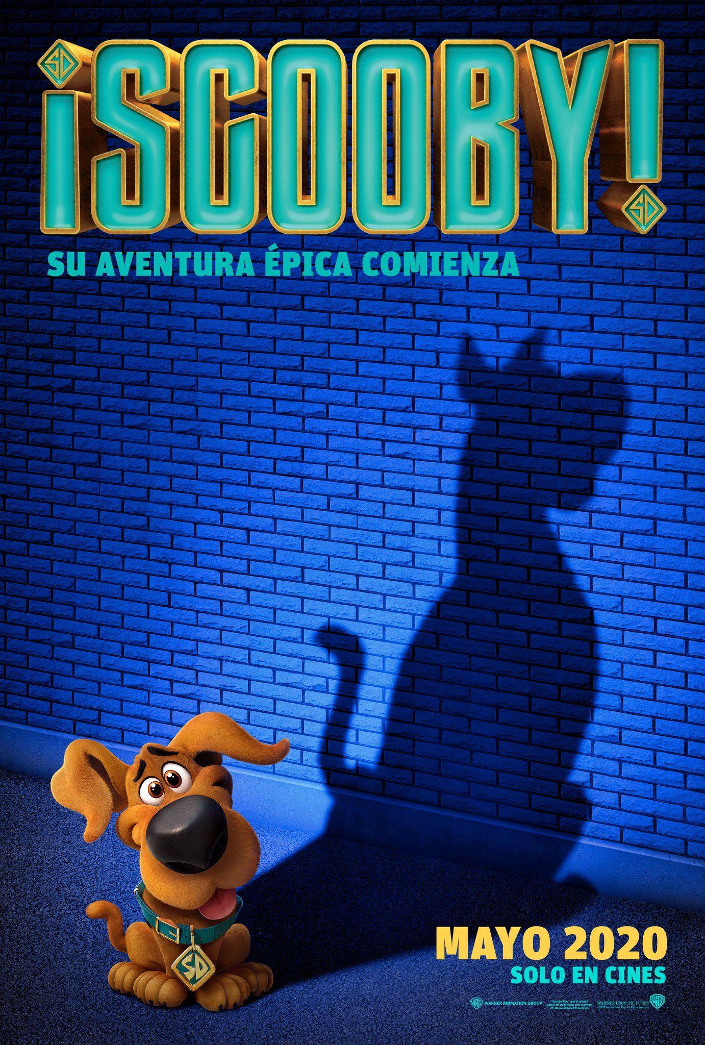 Scooby Trailer Oficial Poster Peliculas Completas Scooby Doo Pelicula Peliculas Completas Gratis