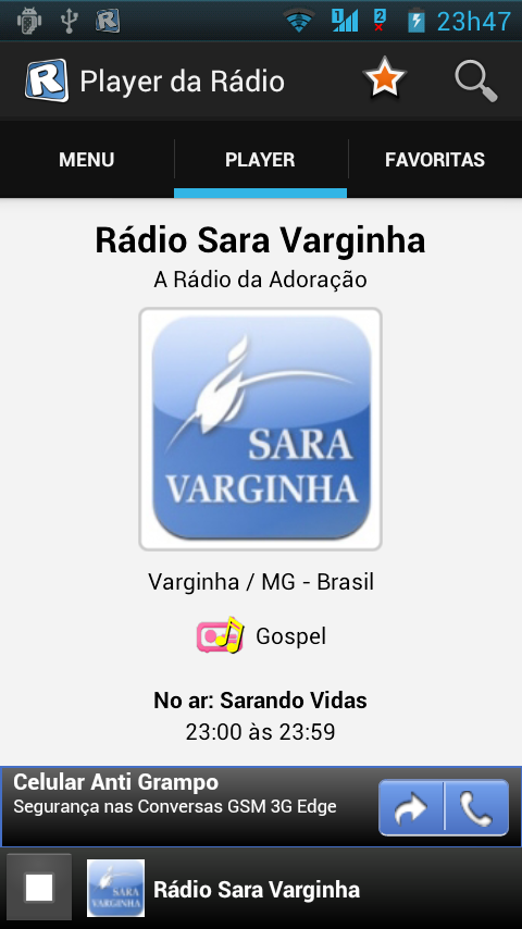 Br App Android