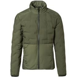 Lightweight Graphic Padded Jacket #graphicprints