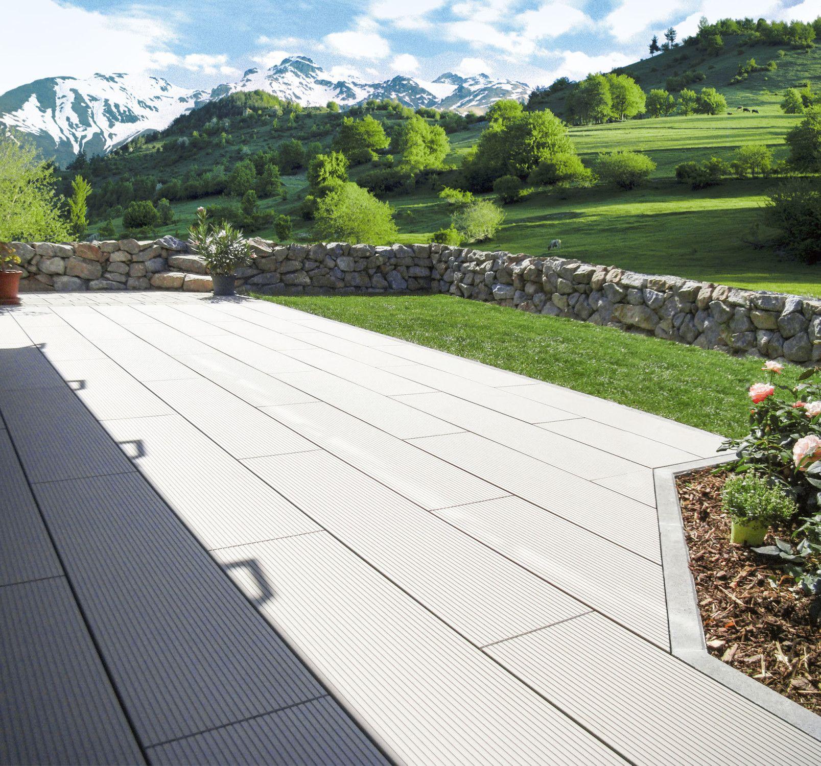 Weil Bodenbelage Auf Terrassen Starken Temperaturschwankungen Wind