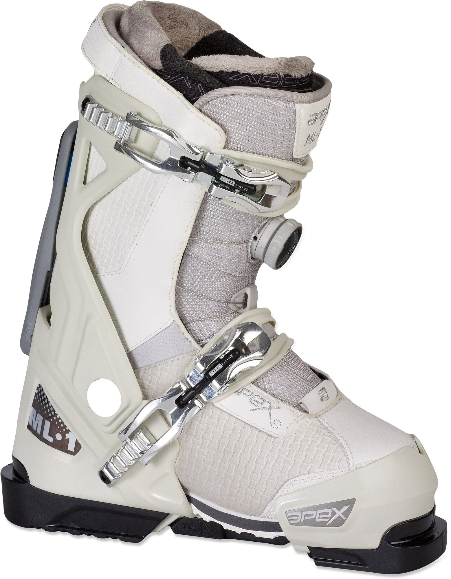 Apex Ski Boots Female Ml-1 All Mountain Ski Boots - Women's /