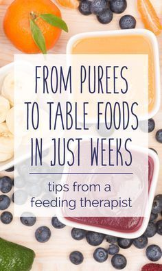 Take Your Baby From Purees To Solids In Just A Few Weeks — CanDo Kiddo #babyledweaningfirstfoods