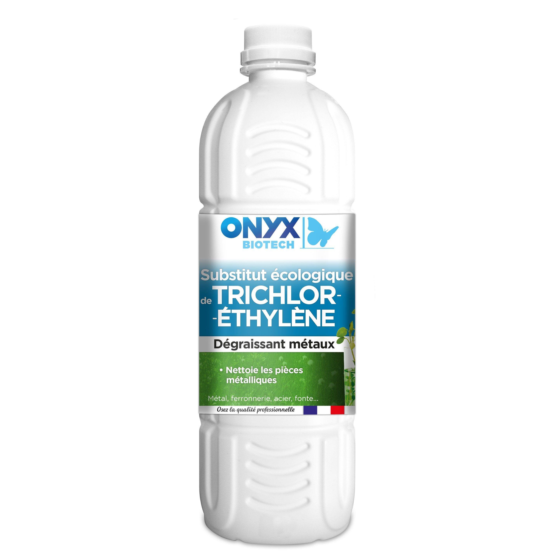 Substitut De Trichlorethylene Ecologique Onyx 1 L Alcool Nettoyant Et Peinture Ecologique
