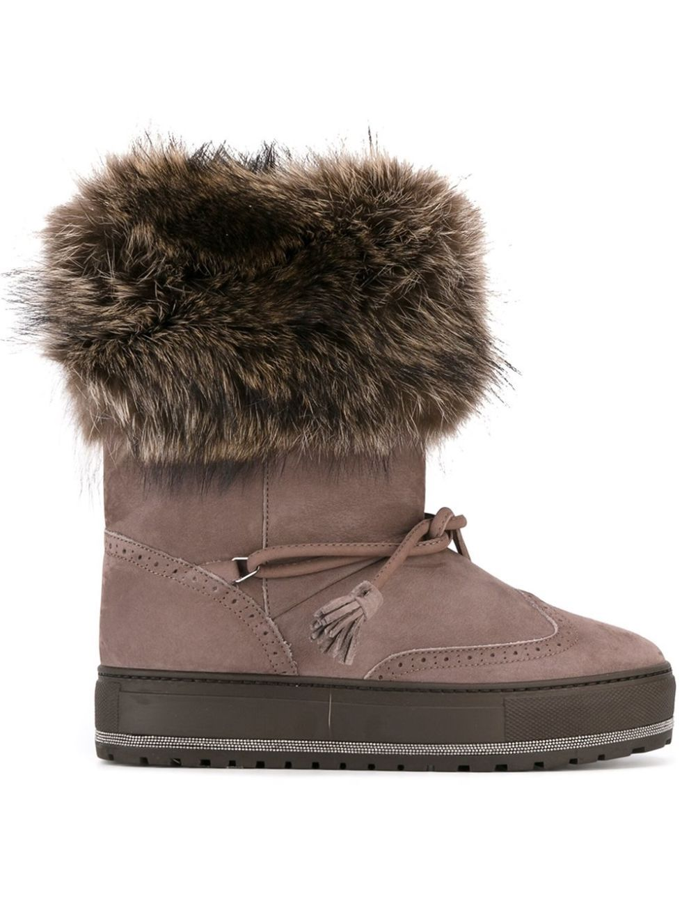 12 Snow Boots You Can Wear All Day Long  - HarpersBAZAAR.com