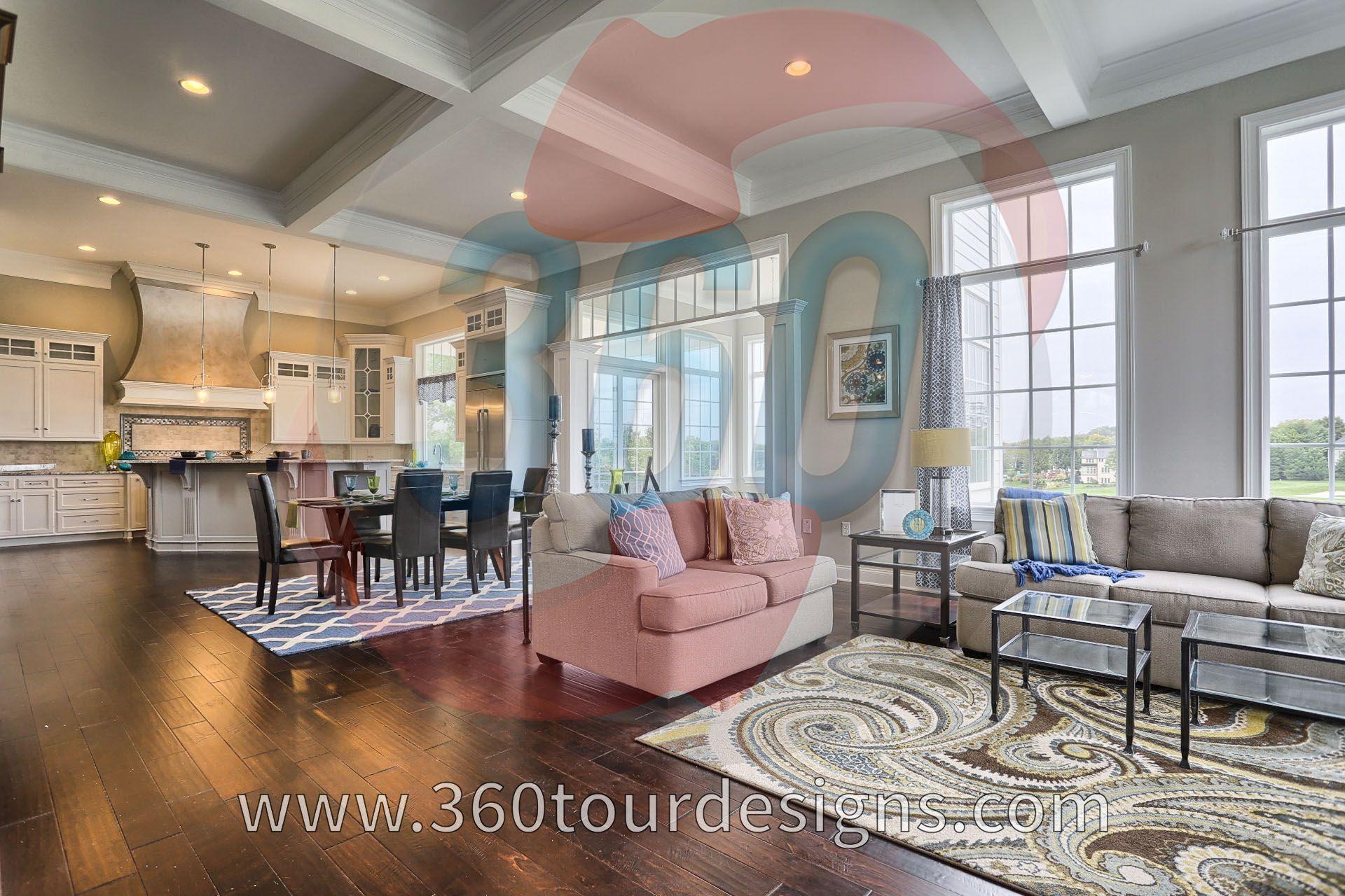 Living Room - 360 Tour Designs - www.360tourdesigns.com | Living ...