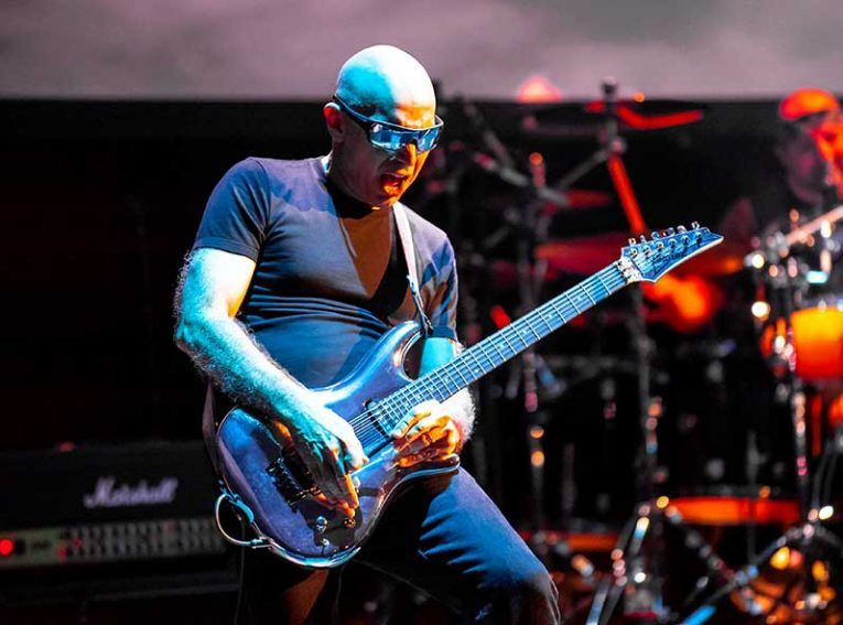 Joe Satriani Announces The Shapeshifting Uk Tour 2020 Rock And Blues Muse With Martine Ehrenclou News Songs Songs