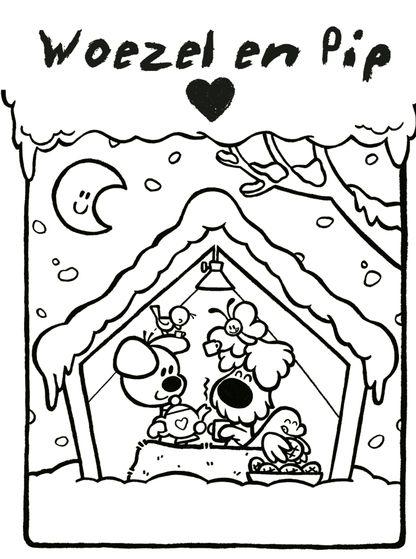 Kleurplaten Peuters Kerstmis.Pin Van Barbara Van Der Ham Op Crea Kerst Kleurplaten Peuter