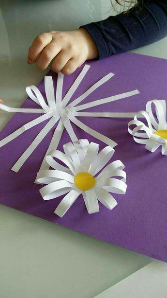 Pin De Laura Buttini En Flores Manualidades Ninos Y Arte Para Ninos