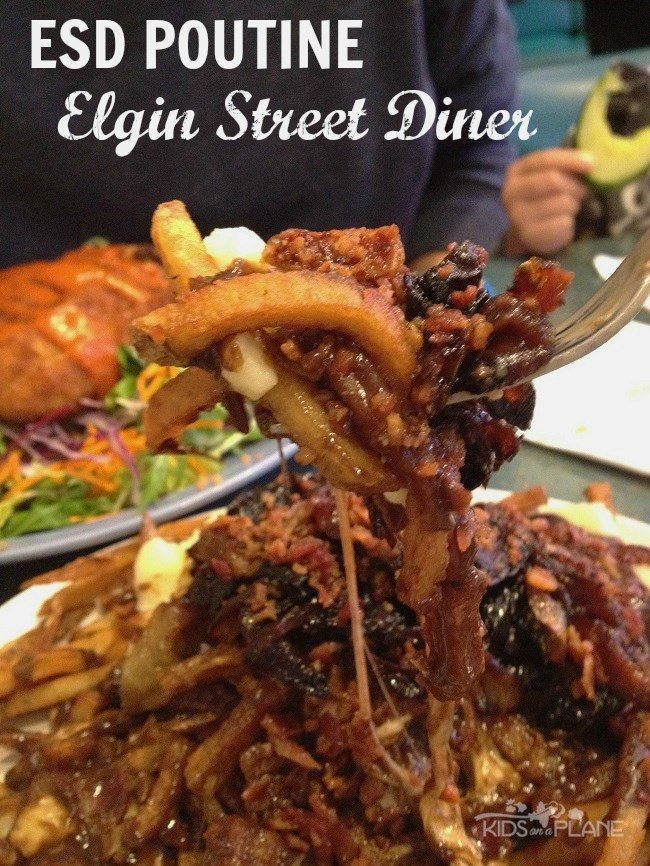 Poutine At Elgin Street Diner Ottawa Ontario Poutine Diner Foodie Heaven