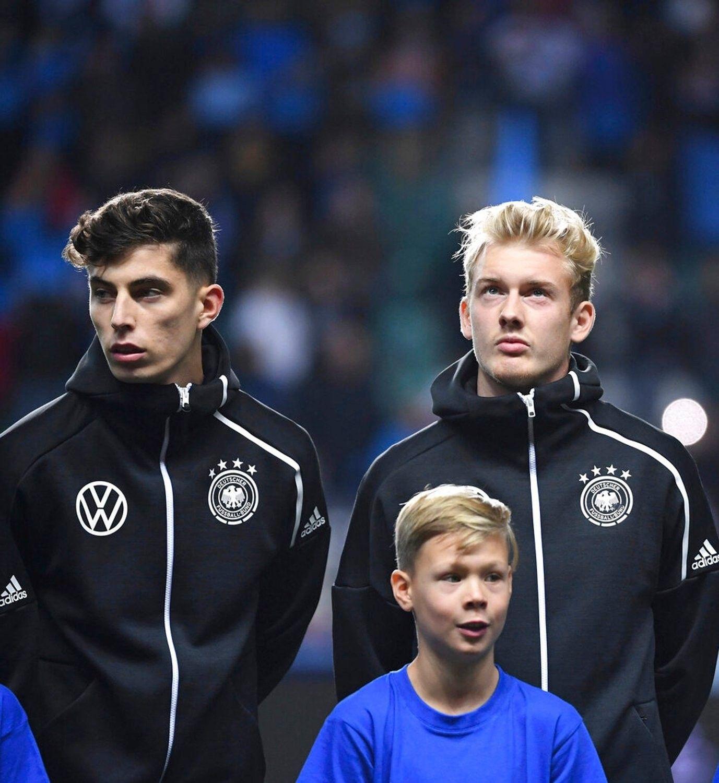 Kai Havertz Brandt Fussball Deutsche Fussballnationalmannschaft Dfb