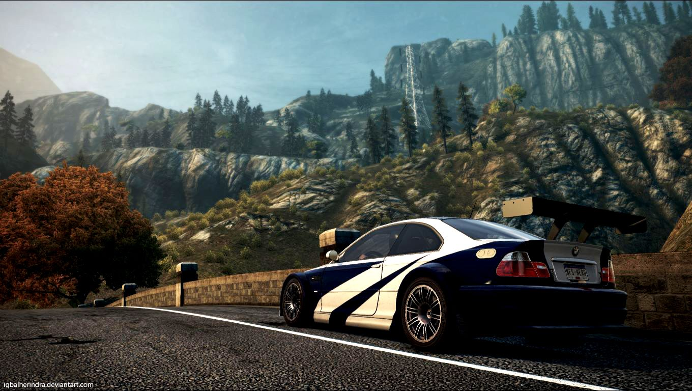 The Game Stuffs Need for Speed Most Wanted HD Wallpapers