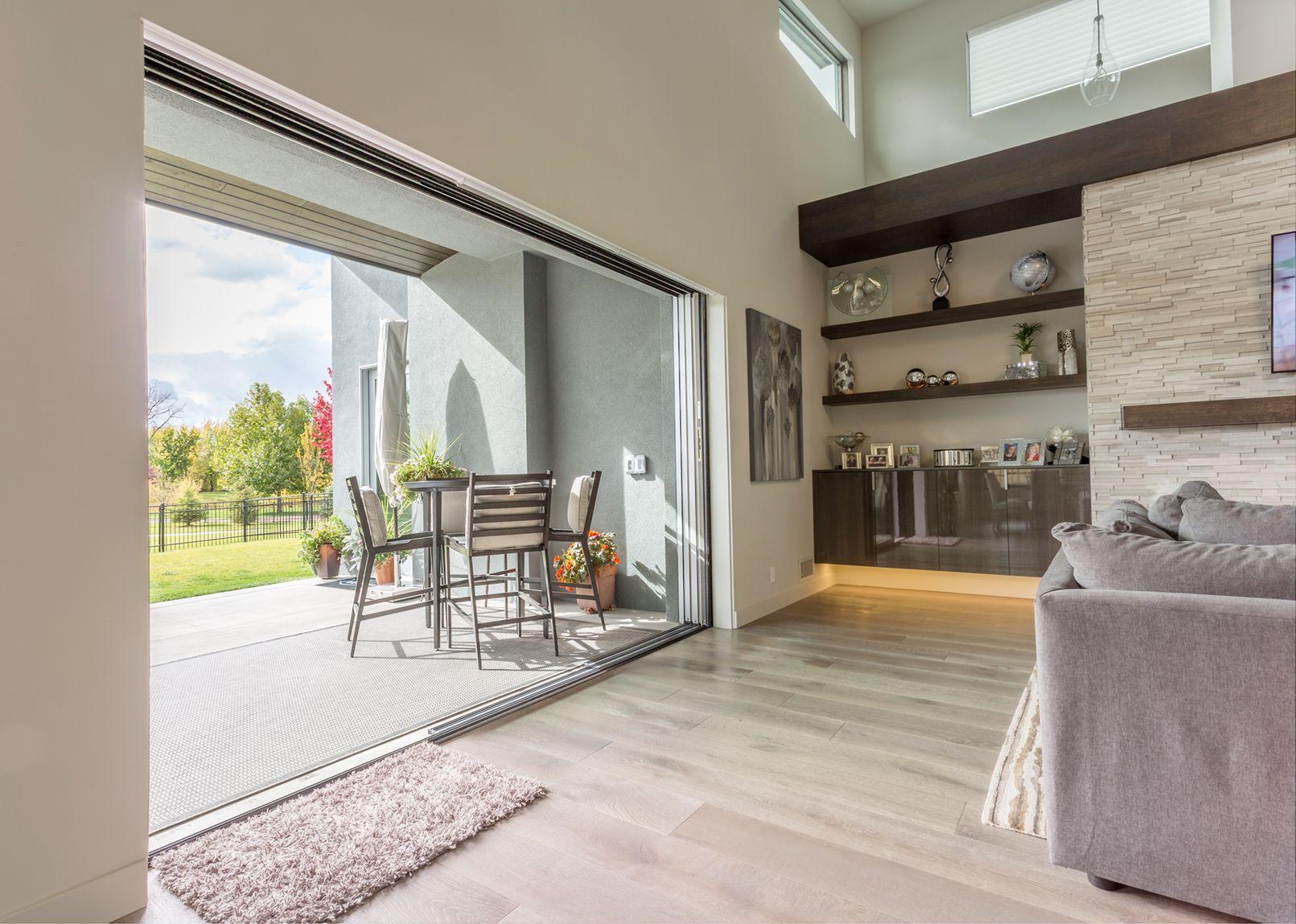 Windsor Pinnacle multi-slide patio door. | Patio Doors | Pinterest ...