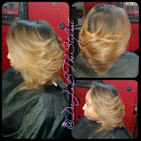 Silk press quick weave bob sewin natural hair www silk press quick weave bob sewin natural hair pmusecretfo Image collections
