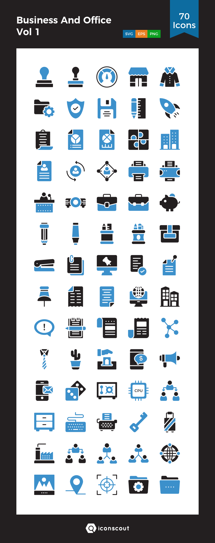 Download Download Business And Office Vol 1 Icon pack - Available ...