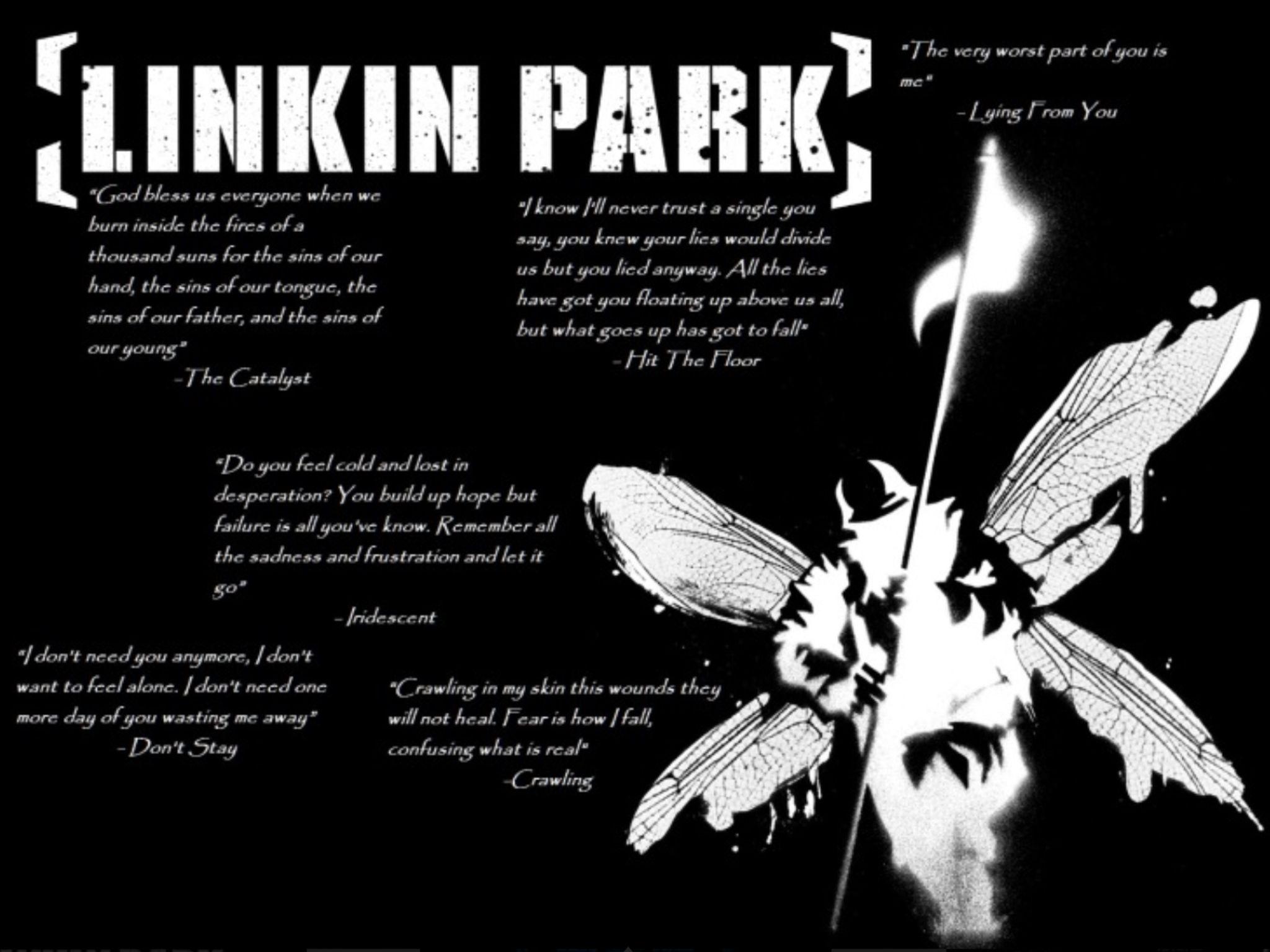 Linkin Park Lyrics Linkin Park Music Quotes Lyrics