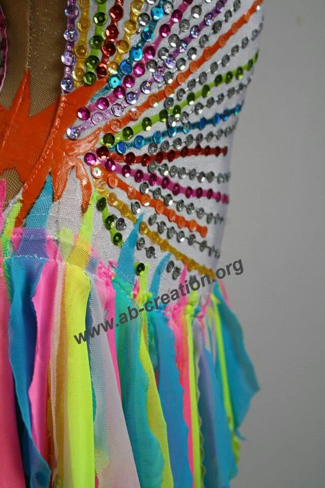 Justaucorps leotard gymnastic rythmic www.ab-creation.org  ffda6ed98ac