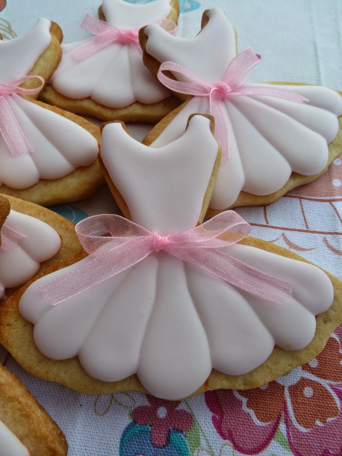 Miss dulce: Galletas tutú de bailarina y curso con Ester y sus galletas.