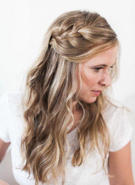 peinados de novia con trenzas la tendencia que siempre triunfa image