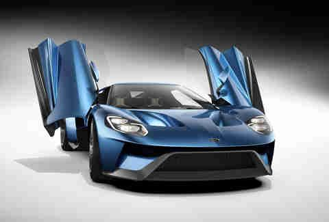 Ford Gt Price Probably More Than Your House How Fast Is It Right Now