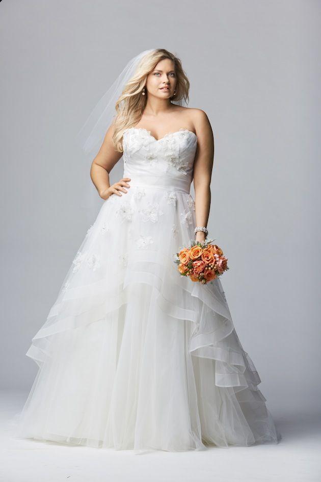 vestidos de novia para gorditas - fotos y consejos | vestidos novias