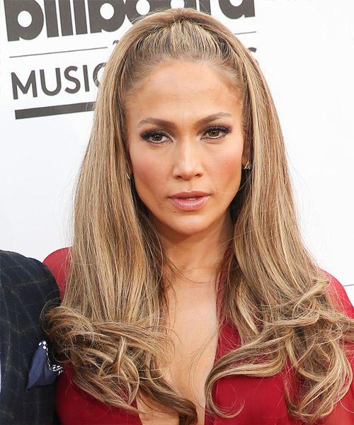 Pin By Jennifer Seefeldt On Lighting: Jennifer Lopez Long Straight Formal Hairstyle