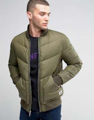 Penfield Vanleer Down Quilted Bomber Quilted Jacket Men Penfield Jacket Quilted Jacket