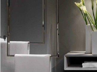 Porta Asciugamani Da Soffitto In Acciaio Inox Clean Porta