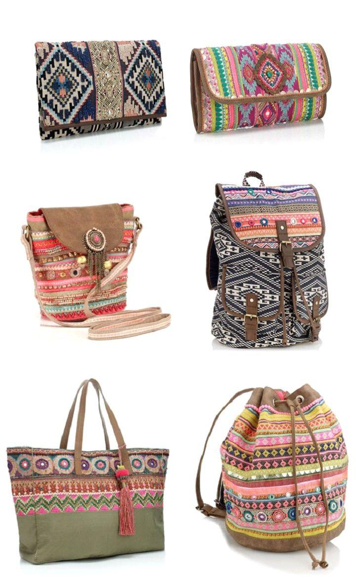Ethnic Bags Sacs Ethniques