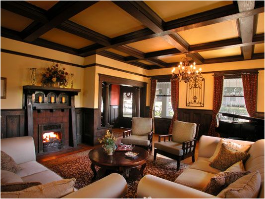 Arts And Crafts Living Room Design Ideas Craftsman Style