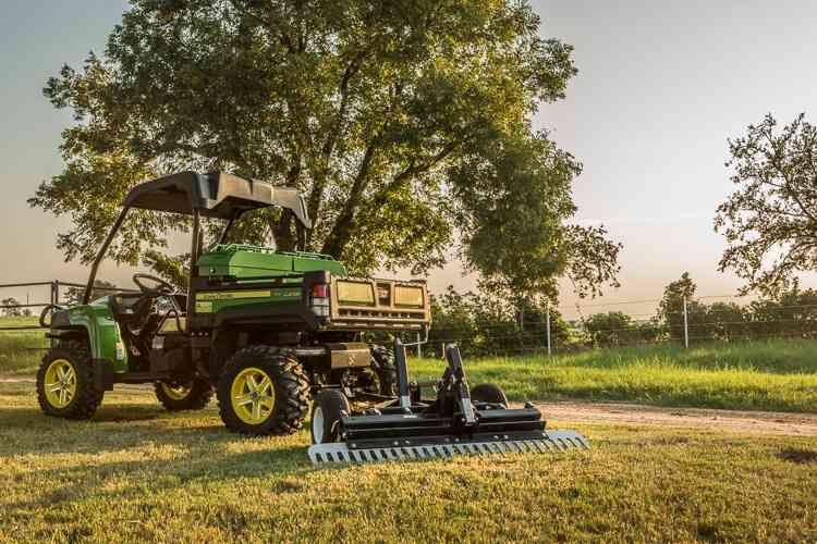 Atv Driveway Graders Gravel Rascal Abi Attachments Compact Tractors Atv Sub Compact Tractors