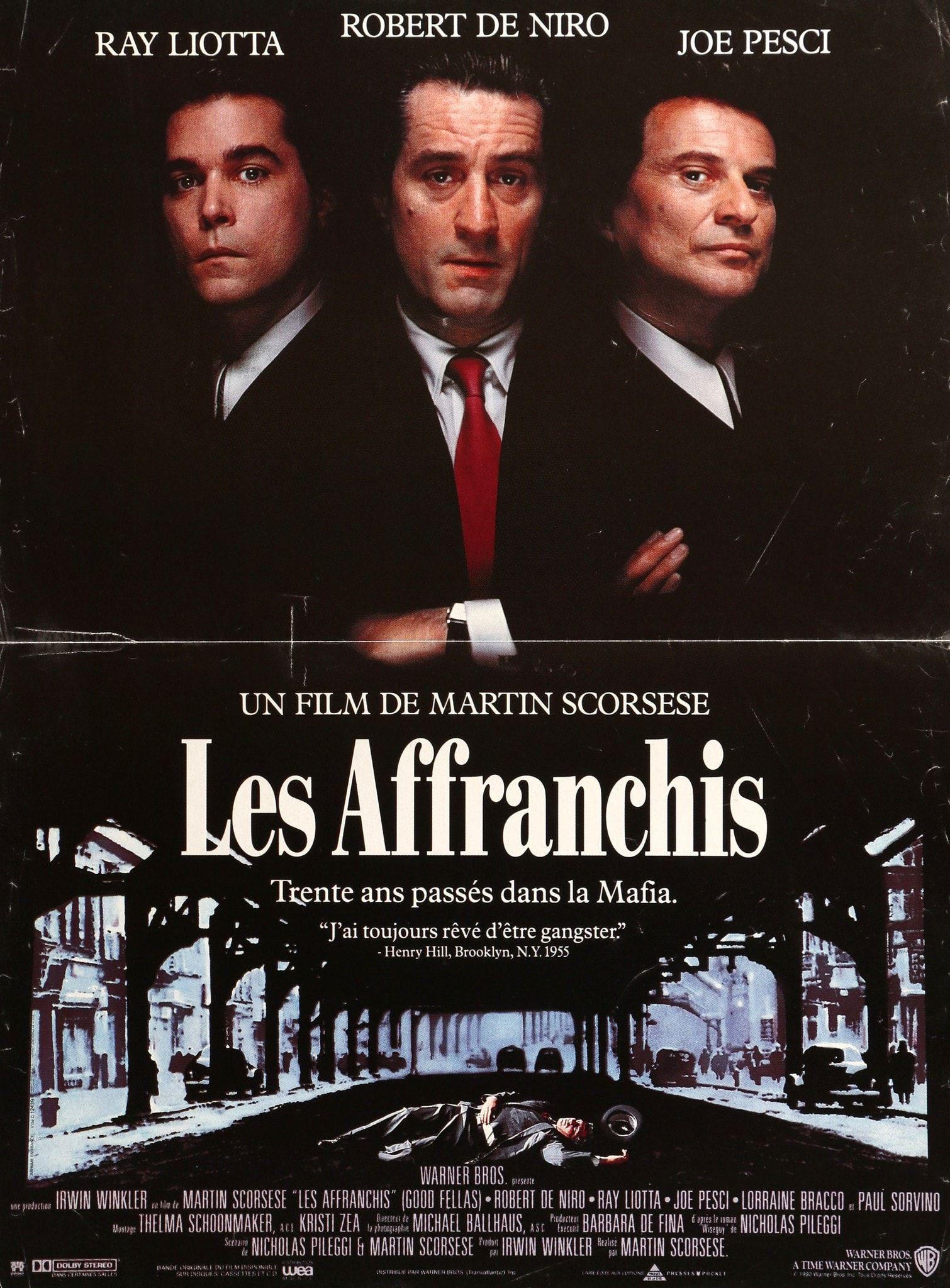 Goodfellas 1990 Goodfellas Martin Scorsese Goodfellas 1990