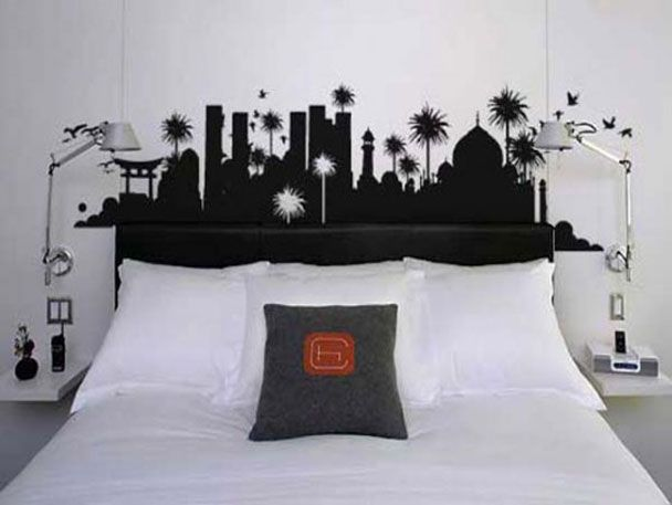 Wall Painting A Beautiful Bedroom Design Ideas48 Beautiful Wall Custom Wall Painting Designs For Bedroom Decor Design