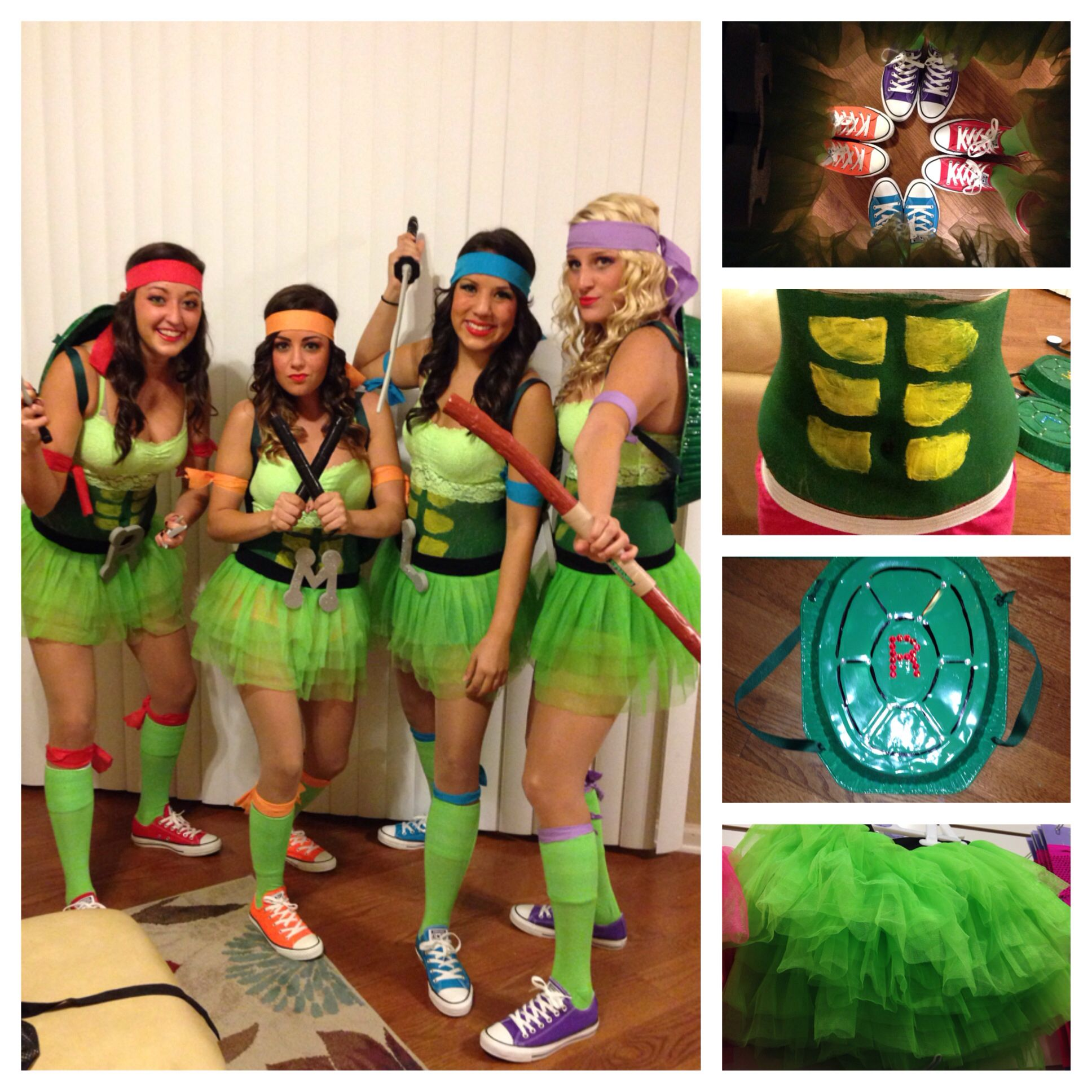 Ninja turtles costume diy crafty pinterest turtle costumes ninja turtles costume diy solutioingenieria Image collections