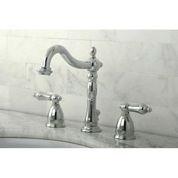 Victorian Chrome Widespread Bathroom Faucet Ping Great Deals On Faucets