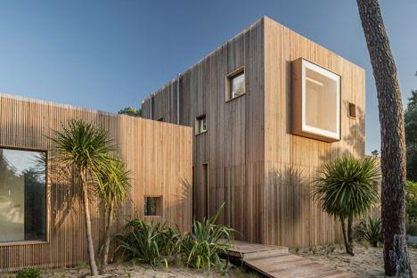 Villa Chiberta by Atelier Delphine Carrère Architecture Is Our