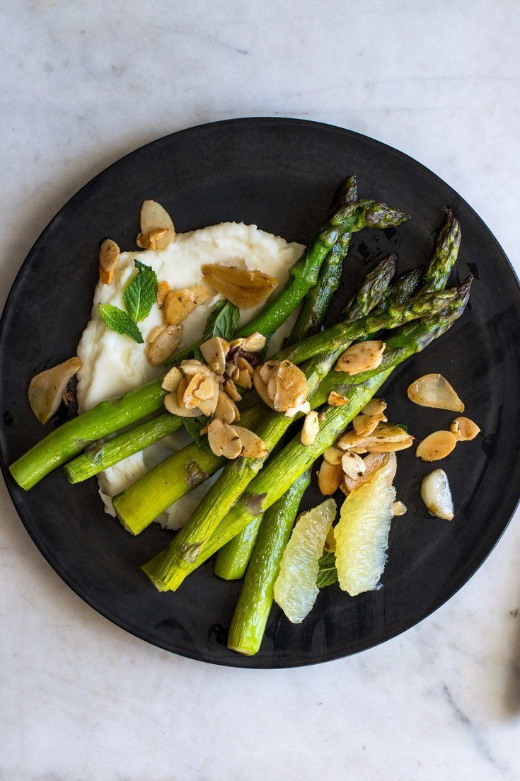 Nyt Cooking Sautéing Asparagus In Butter And Oil Rather