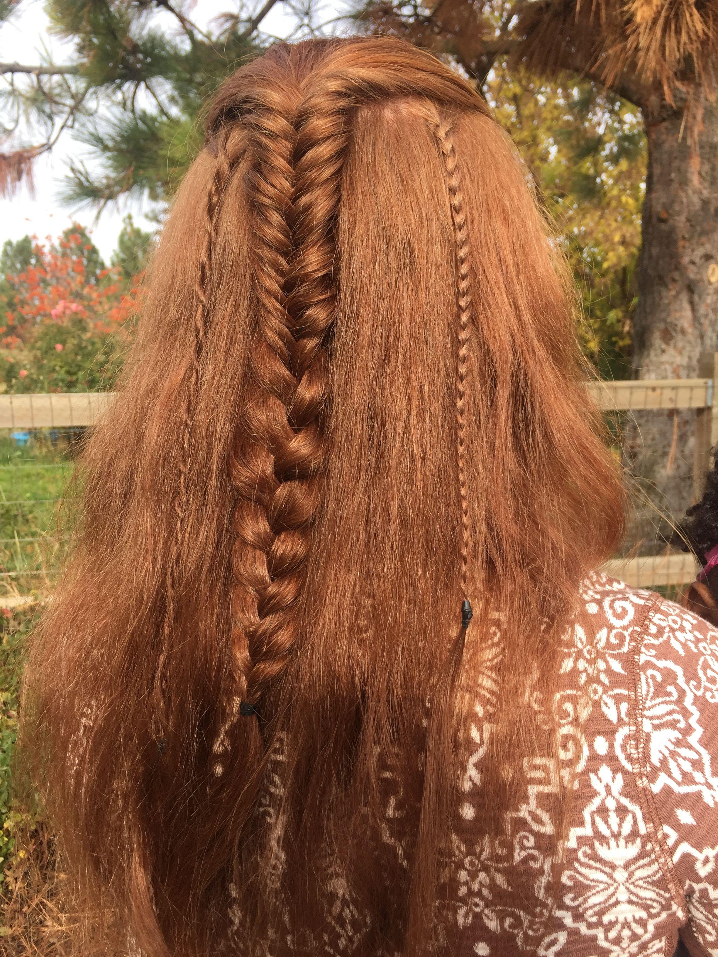Pin de •elenor• en legolas' hair   Peinados
