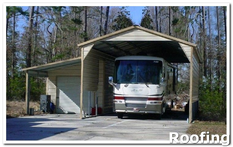 Roofing Equipment Do Not Choose A Roofer Based Solely On Price Sure Cheaper Prices May Be Good For Your Pocket B Rv Shelter Rv Carports Metal Carports