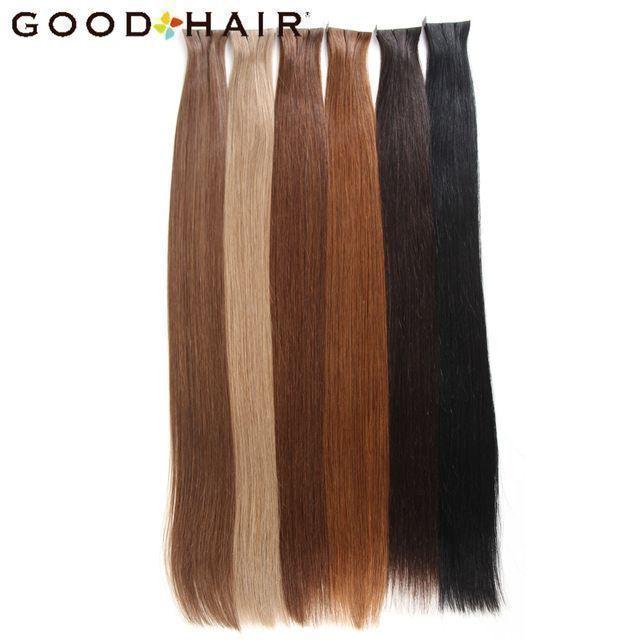Best Deals 4901 Buy Good Hair 20pcspack Tape In Human Hair