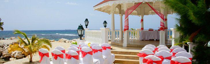 Ceremony Location At The Gran Bahia Principe In Jamaica Definitely High On My List
