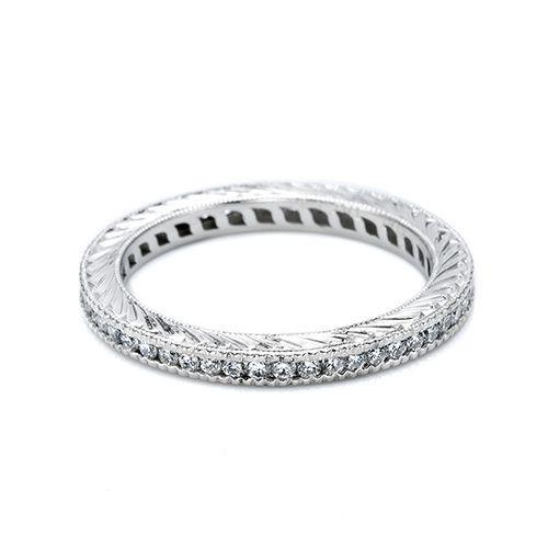 Pin On Ladies Wedding Bands Tacori Collection