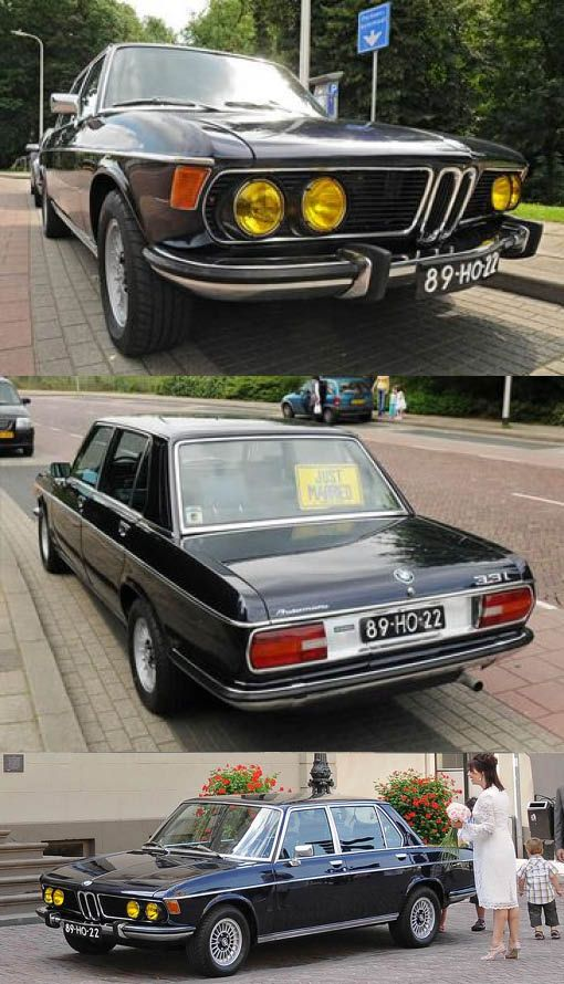 1975 BMW 3.3 Li / E3 / Germany / NL / 16-20 | BMW Classic Cars ...
