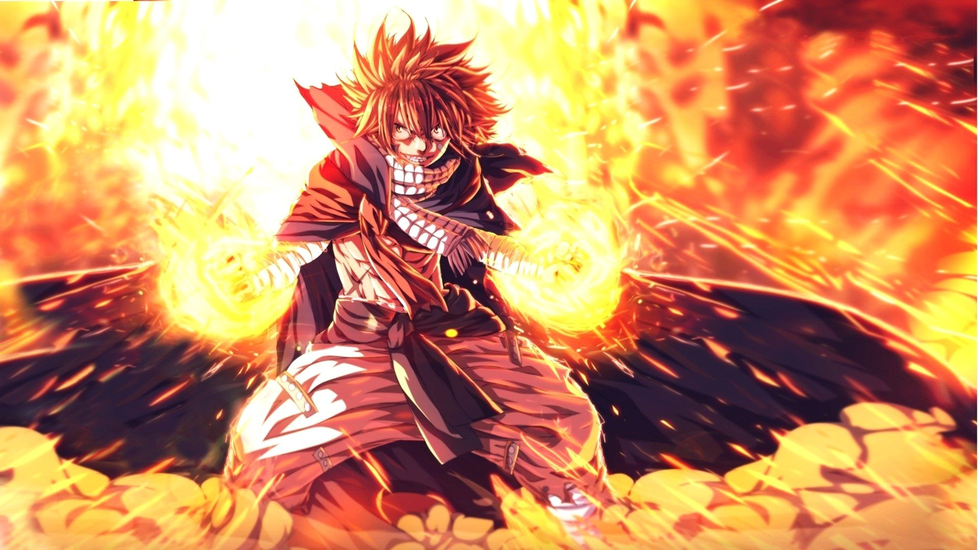 Fairy Tail Wallpaper 4k Pc Trick Di 2020