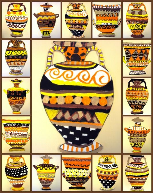 Plastiquem Cermica Grega 1 Greek Patterns Pinterest Greek