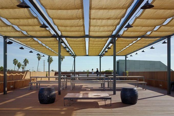 google office california. Modern And Sleek Google Venice Office California