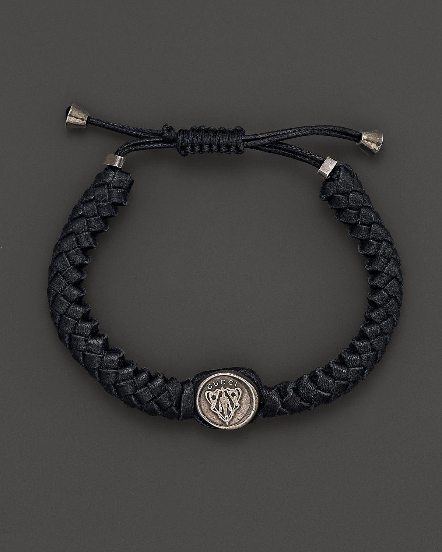 Gucci Crest Bracelet