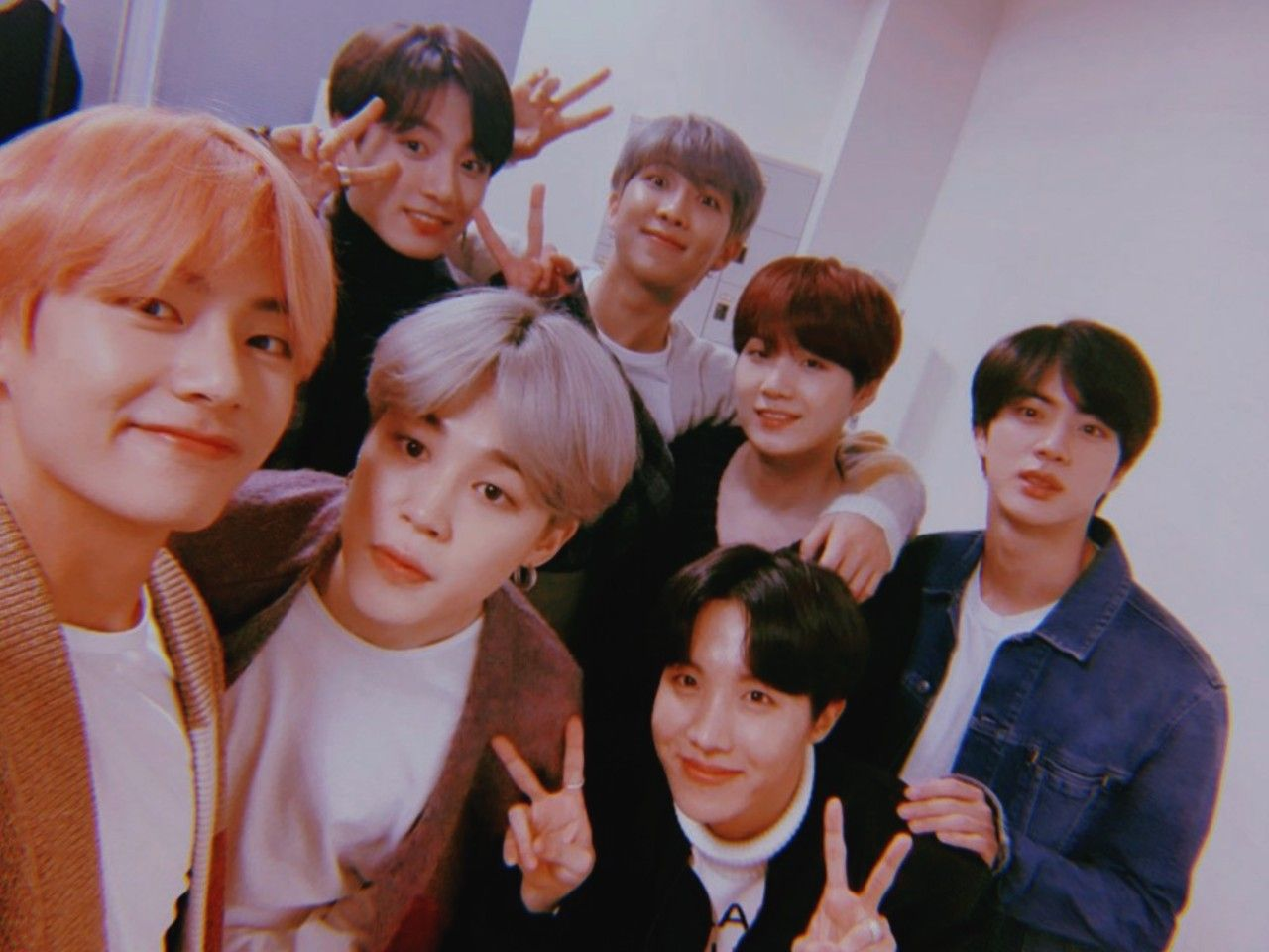 Bts Aesthetic Group Pictures