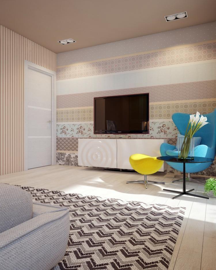 Beleuchtung neutraler Farben in Häusern mit Persönlichkeit Haus